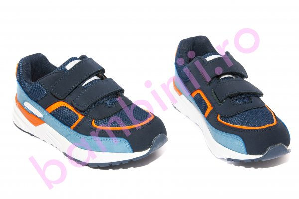 Adidasi copii 373 albastru blu 30-35