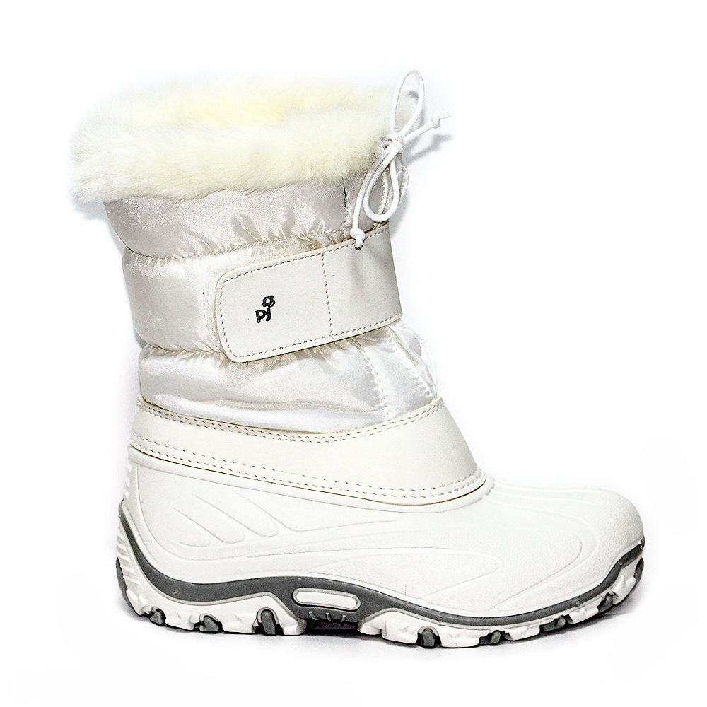 Apreschiuri copii de iarna pj shoes Fun gri negru 21-36