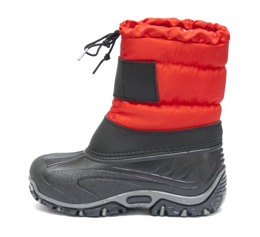 Apreschiuri copii pj shoes Fun rosu negru 21-36