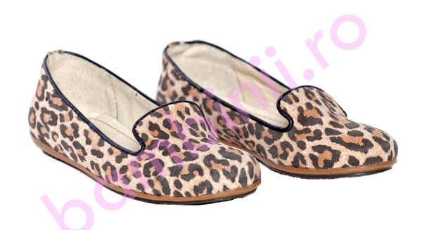 Balerini fete pj shoes Amia animal print 27-37
