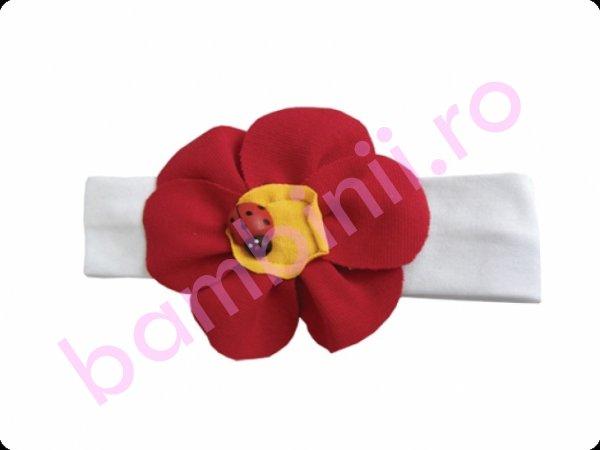 Bentite fete Gargarite 31 alb rosu 40-46cm