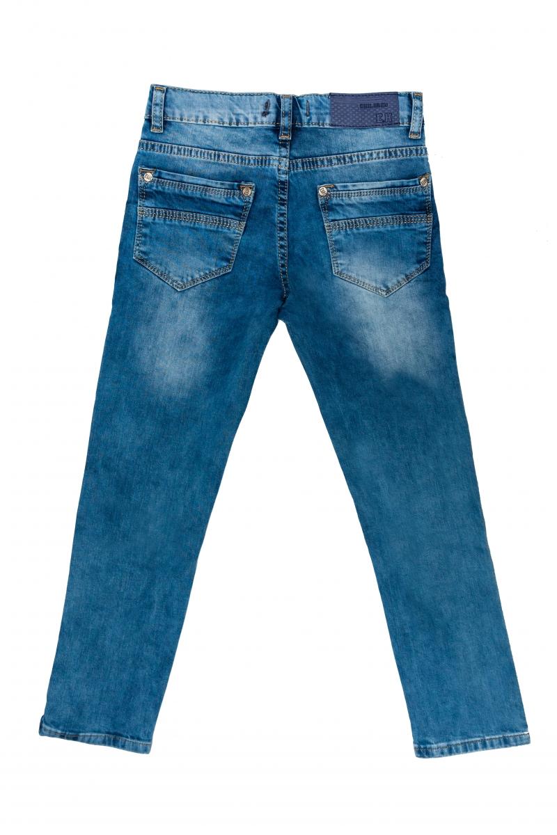 Blugi baieti E&H 20122 albastru 98-152cm