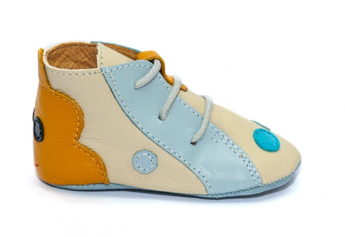 Botosei bebe copii 101101 bej blue galben 15-19