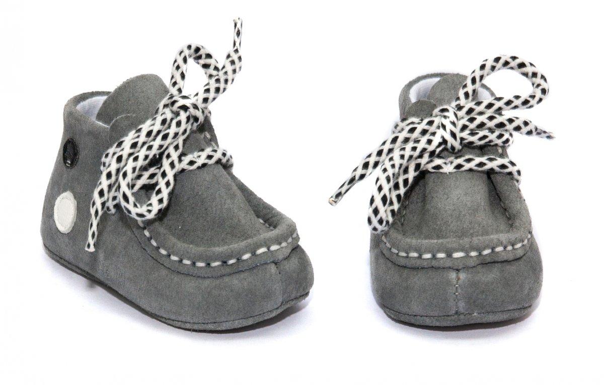Botosei bebelusi copii 10312 gri 15-19