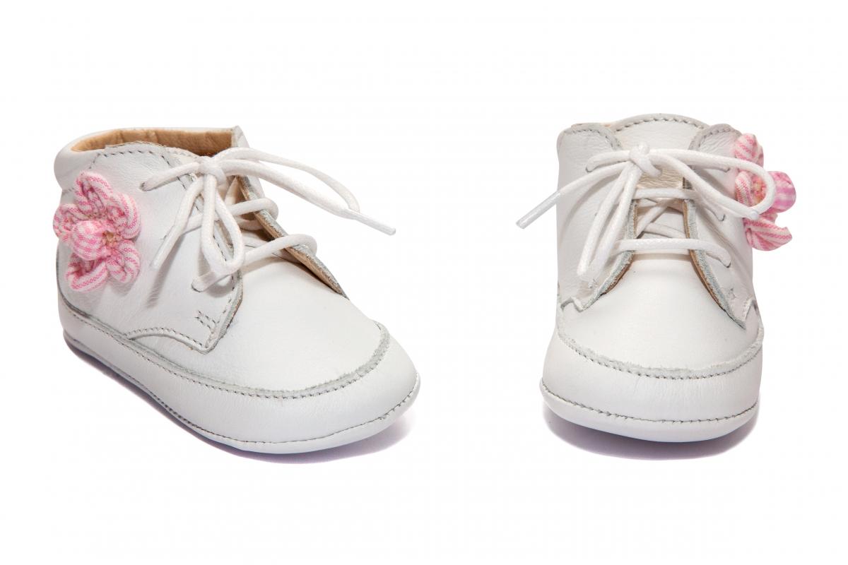 Botosei copii Avus 15 alb roz 15-19