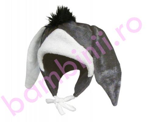 Caciuli copii donkey 214 gri 44-48