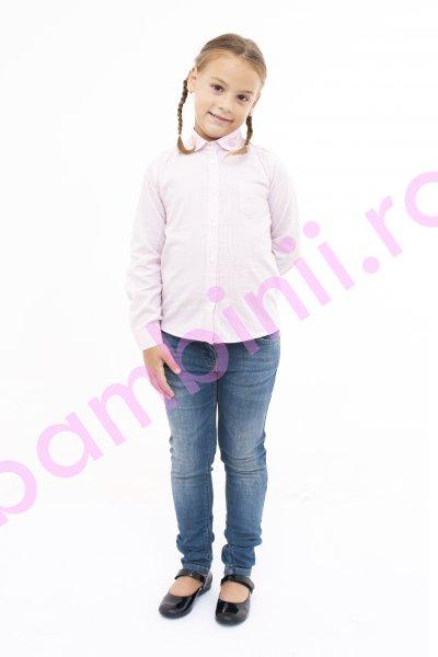 Camasa fete 398 roz