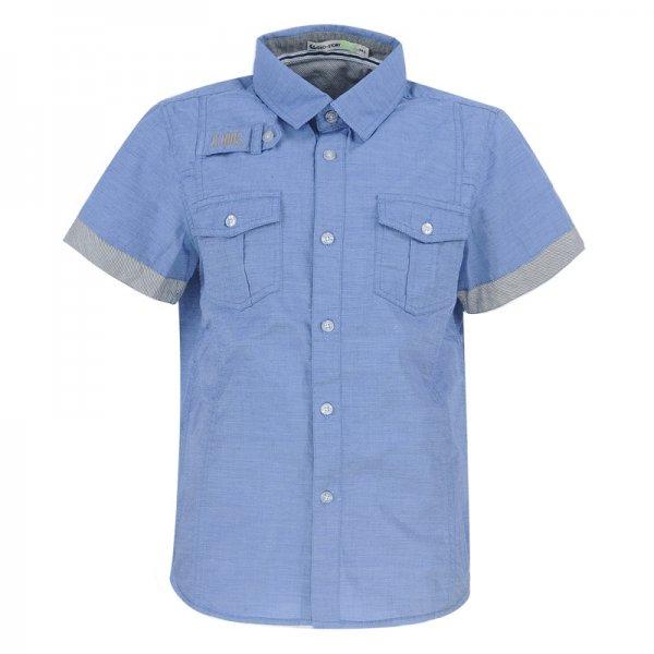 Camasi baieti 8144 albastru 134-164