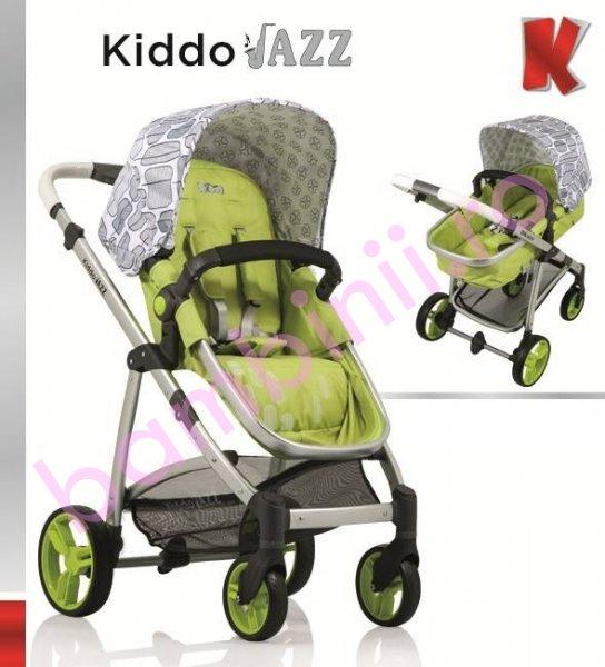 Carucioare copii Kiddo Jazz 2 in 1