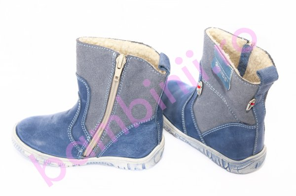 Cizme copii de iarna hokide 290 blu