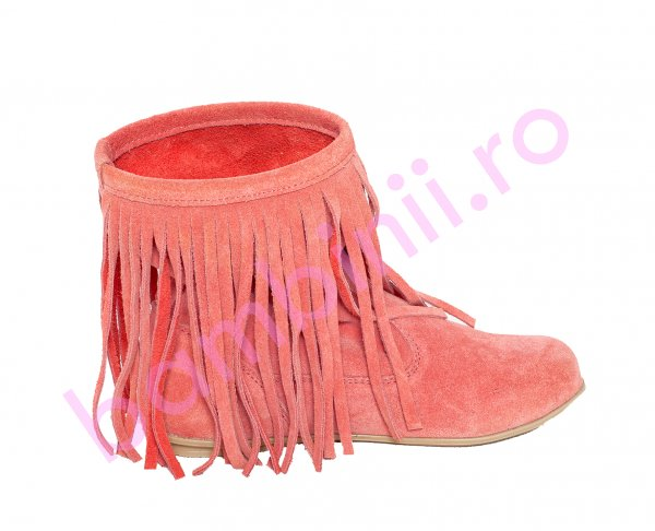 Cizmulite de vara Hippie pj shoes corai 31-38