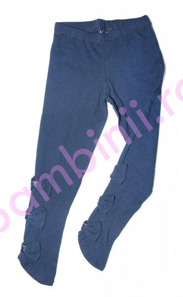 Colanti fete 5627 blu 116-152cm