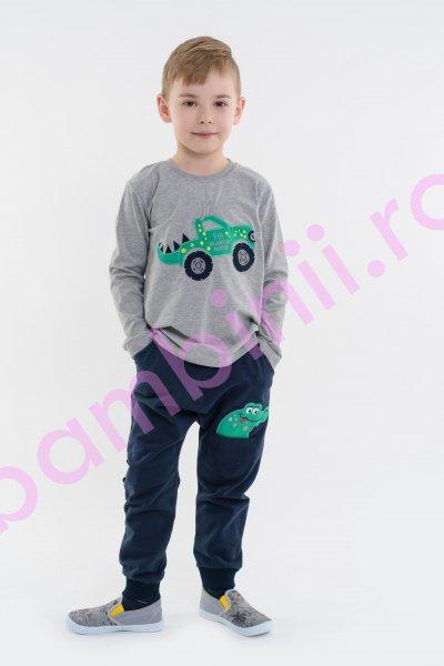 Compleuri copii 1040 gri blu