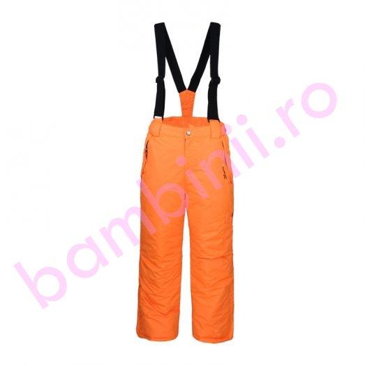 Costum de sky copii 6859 gri portocaliu 134-170