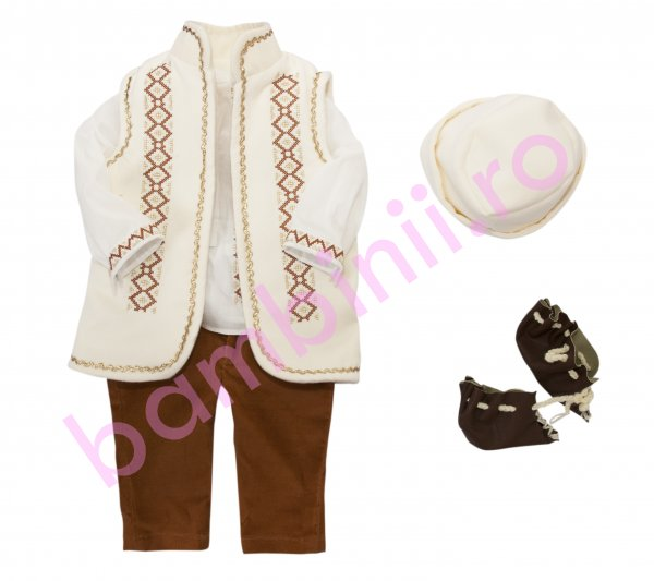 Costum traditional baieti 5157