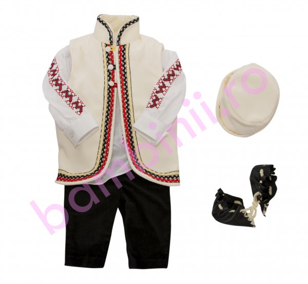 Costum traditional baieti 5643