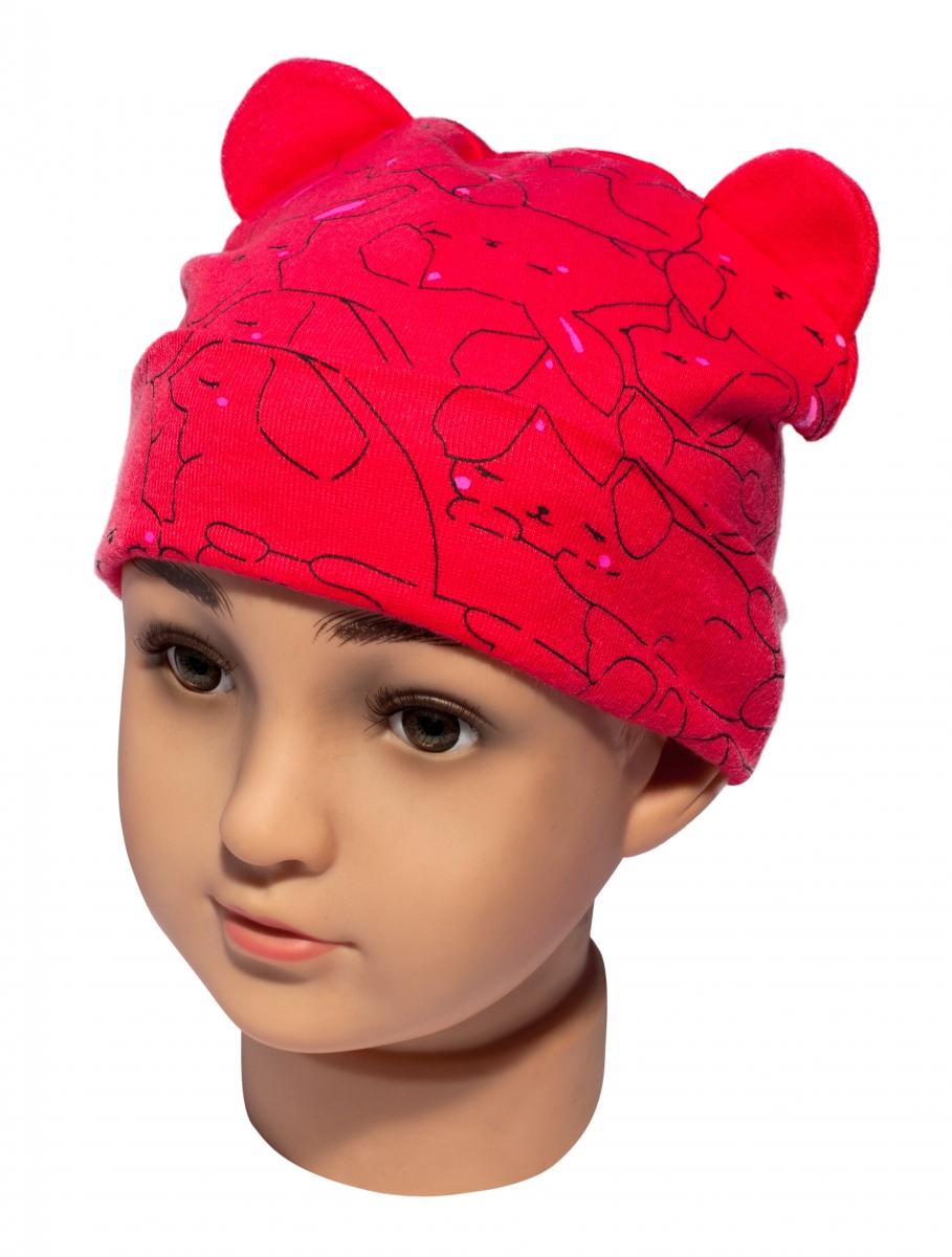 Fesuri fete cu urechi 3216 roz pal 1-4ani