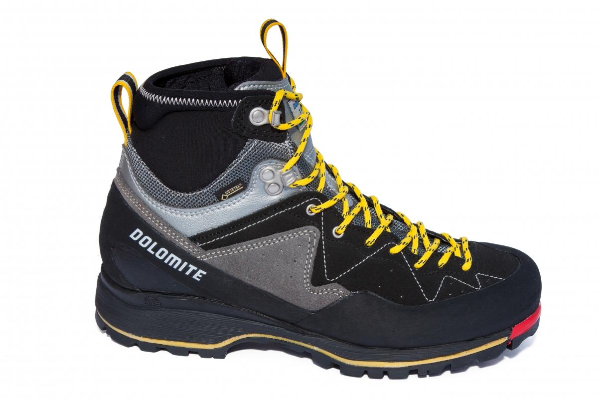 Ghete Dolomite Steinbock Approach Hp GTX negru gri 36-47