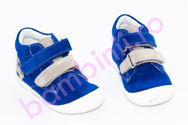 Ghete baieti hokide flexibile 380 blu indigo 18-24