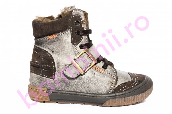 Ghete copii blana pj shoes Roma maro 24-36