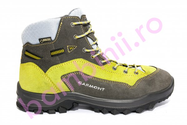 Ghete copii goretex Garmont dragontail green