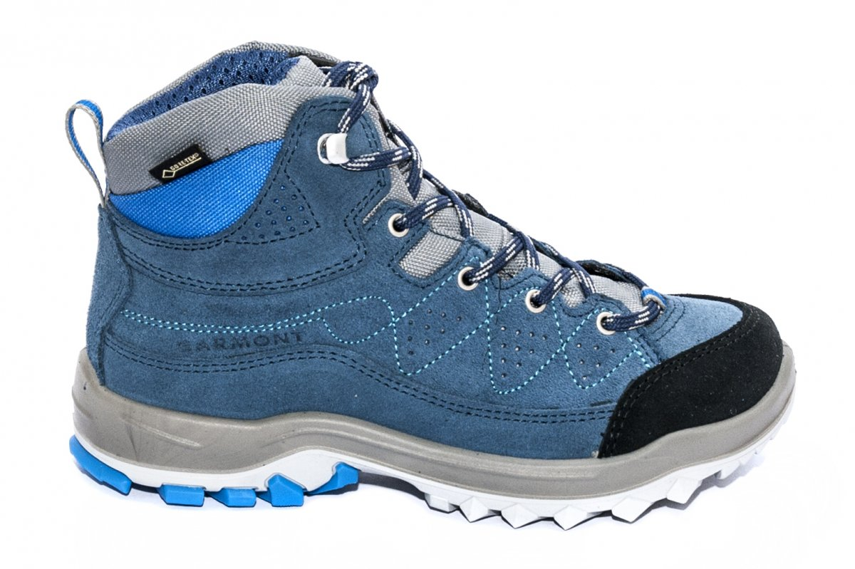 Ghete copii impermeabile Gore-tex Garmont Escape Tour GTX albastru 26-39