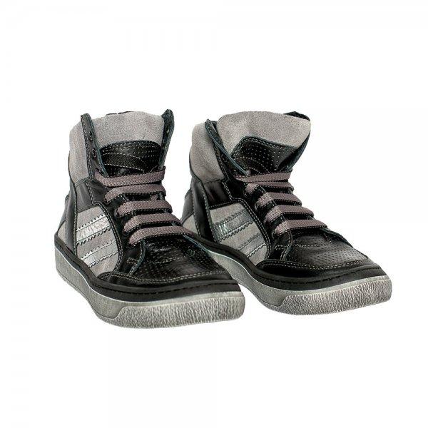 Ghete copii pj shoes Box negru 31-38