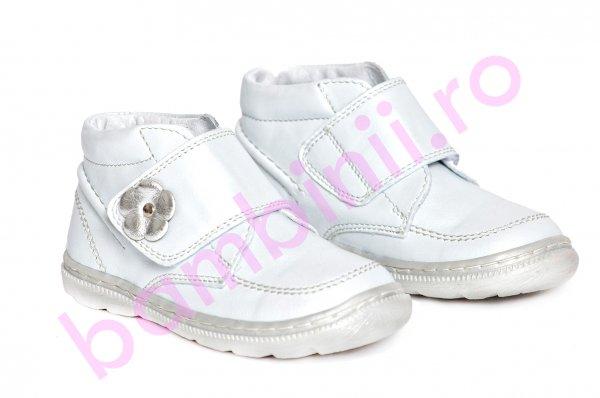 Ghete copii pj shoes Edy alb 20-29