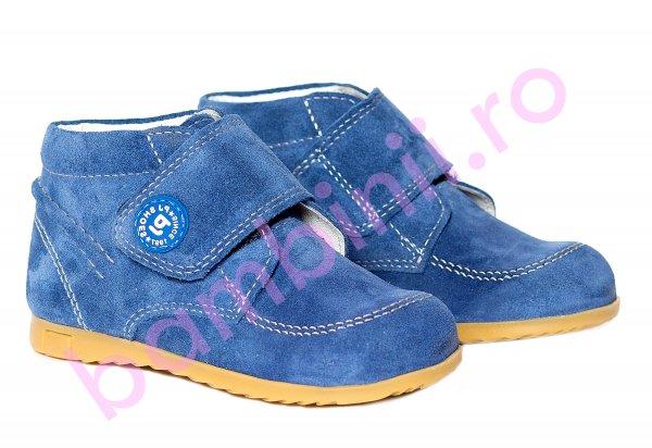 Ghete copii pj shoes Edy blu 18-29