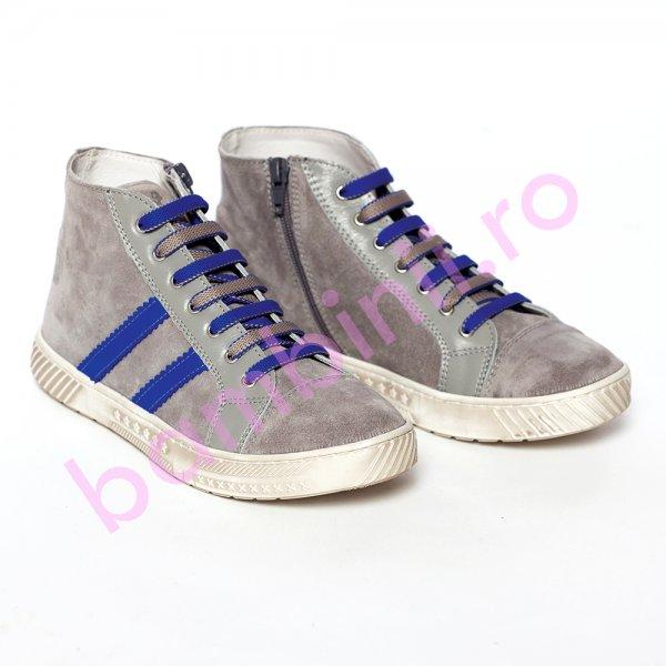 Ghete copii pj shoes Rebel gri new 27-36