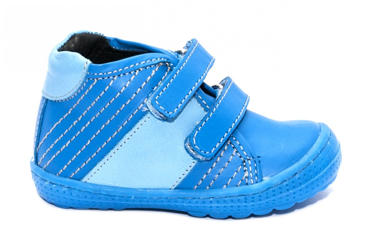 Ghete copii pj shoes Seby albastru 20-26