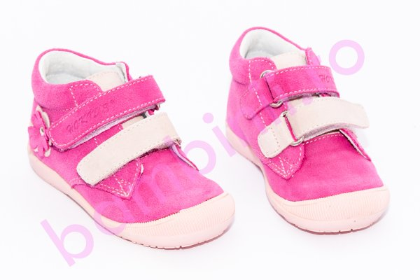 Ghete fete hokide flexibile 380 roz 18-24