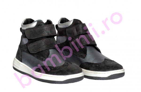 Ghete fete pj shoes Mae negru 27-36