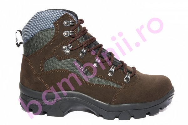 Ghete goretex copii waterproof 11260 maro 40-46