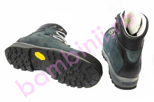 Ghete goretex copii waterproof talpa Vibram Brecon 1329 ink