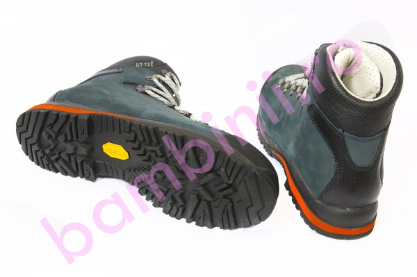 Bocanci goretex copii waterproof talpa Vibram Brecon 1329 ink red