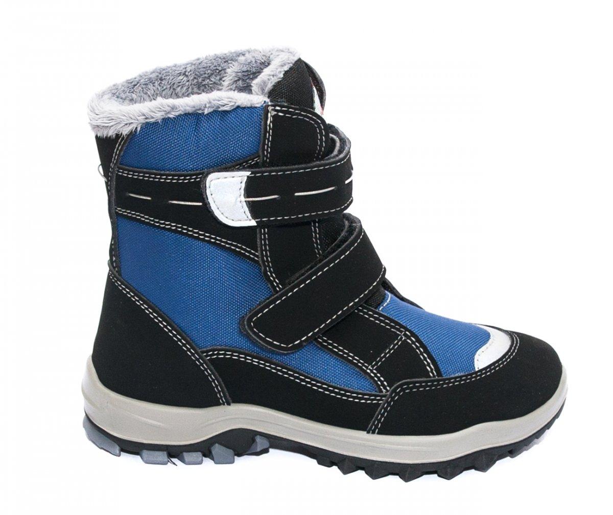 Ghete impermeabile fete gtx 85408 albastru negru 26-35