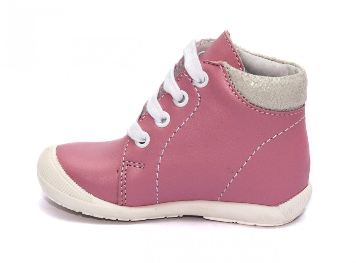 Ghetute fete ortopedice hokide 242 roz alb 18-25