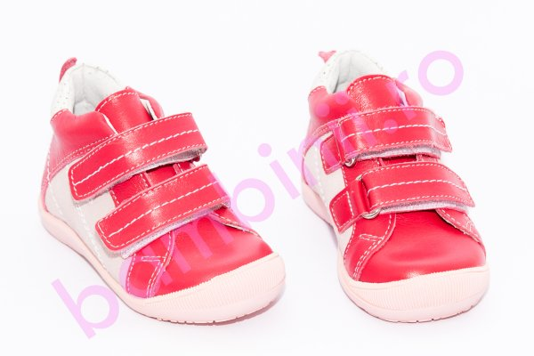 Ghetute fetite hokide 319 fuxia roz alb 18-24