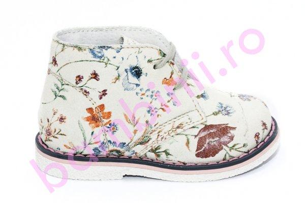 Ghetute fetite hokide 704 alb flori 18-24