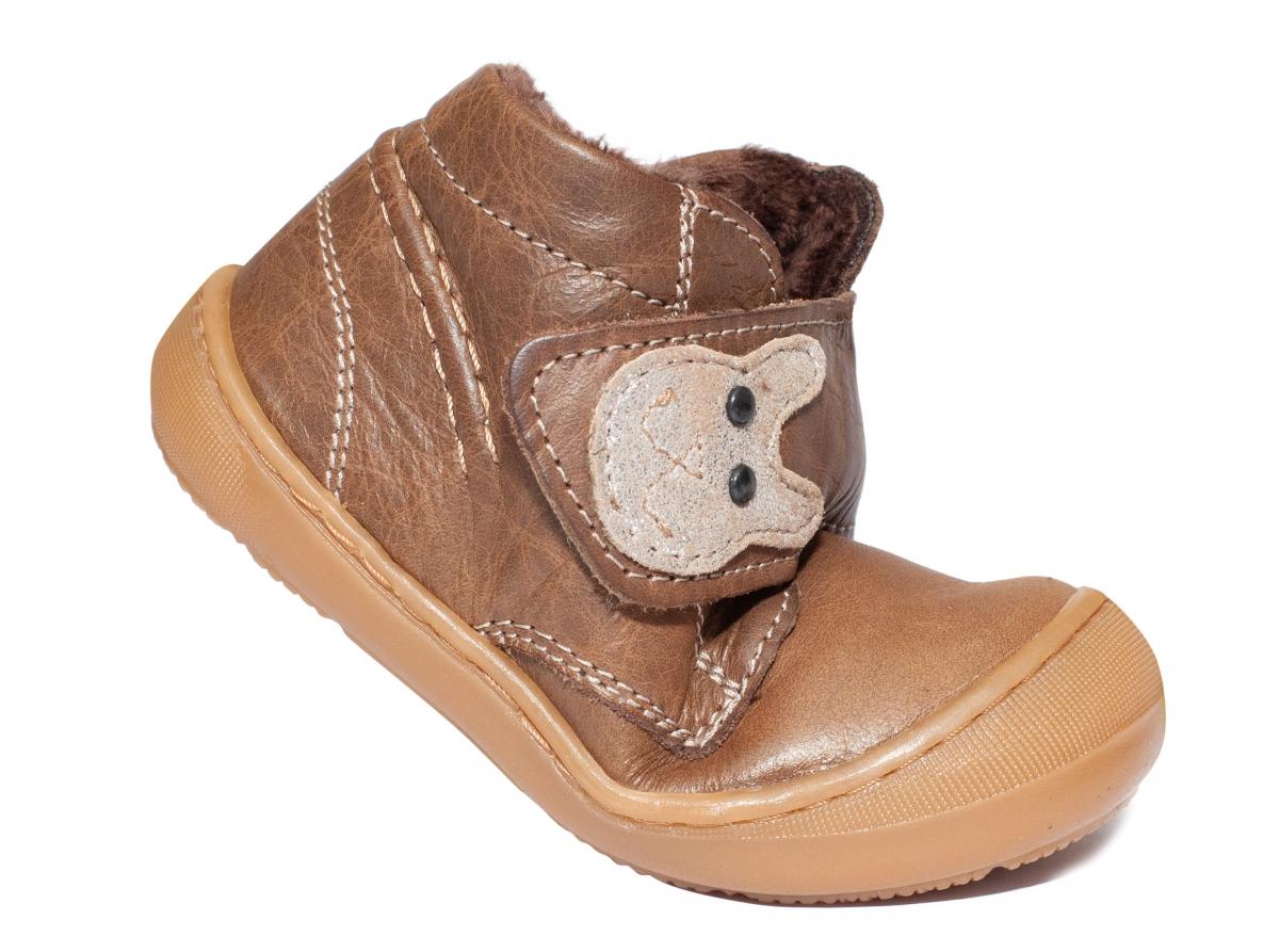 Ghetute flexibile copii vatuite pj shoes Teddy vernil 18-26