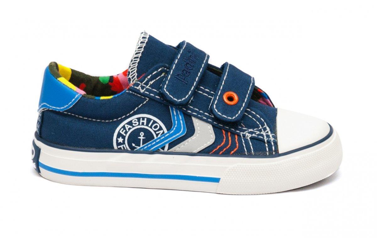 Incaltaminte baieti sport textil 60-6A albastrru 24-35