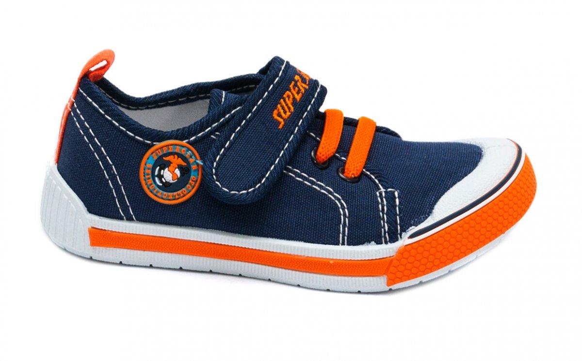 Incaltaminte baieti textil 9962 blu port 20-31