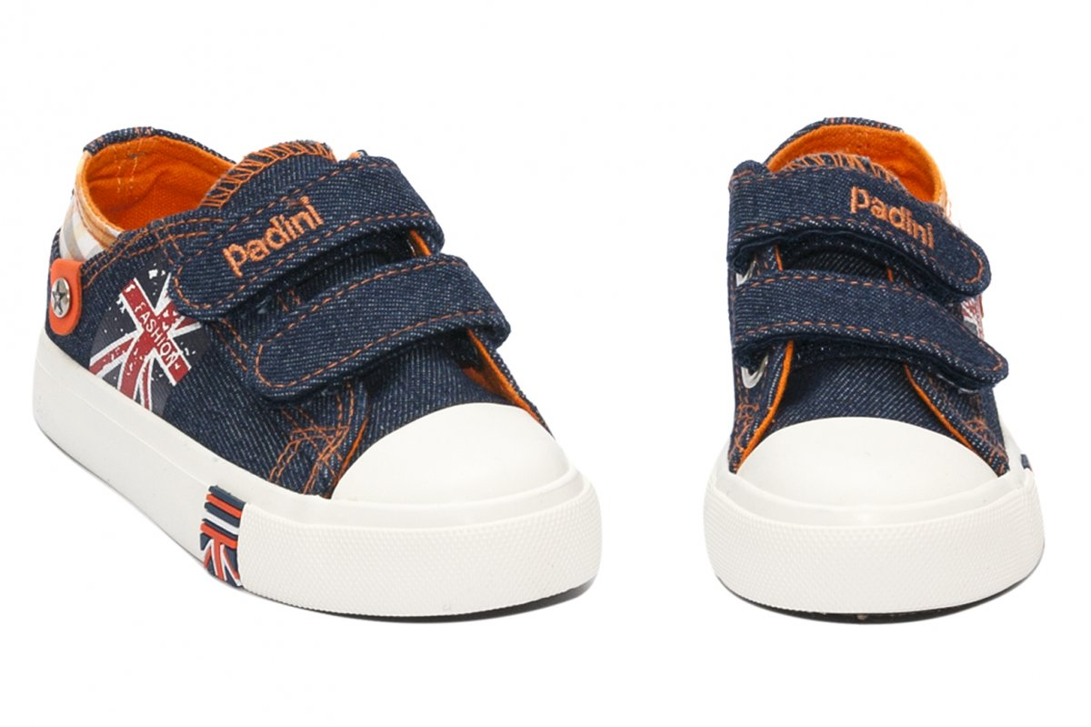 Incaltaminte copii sport textil 60-7A blu port 24-35