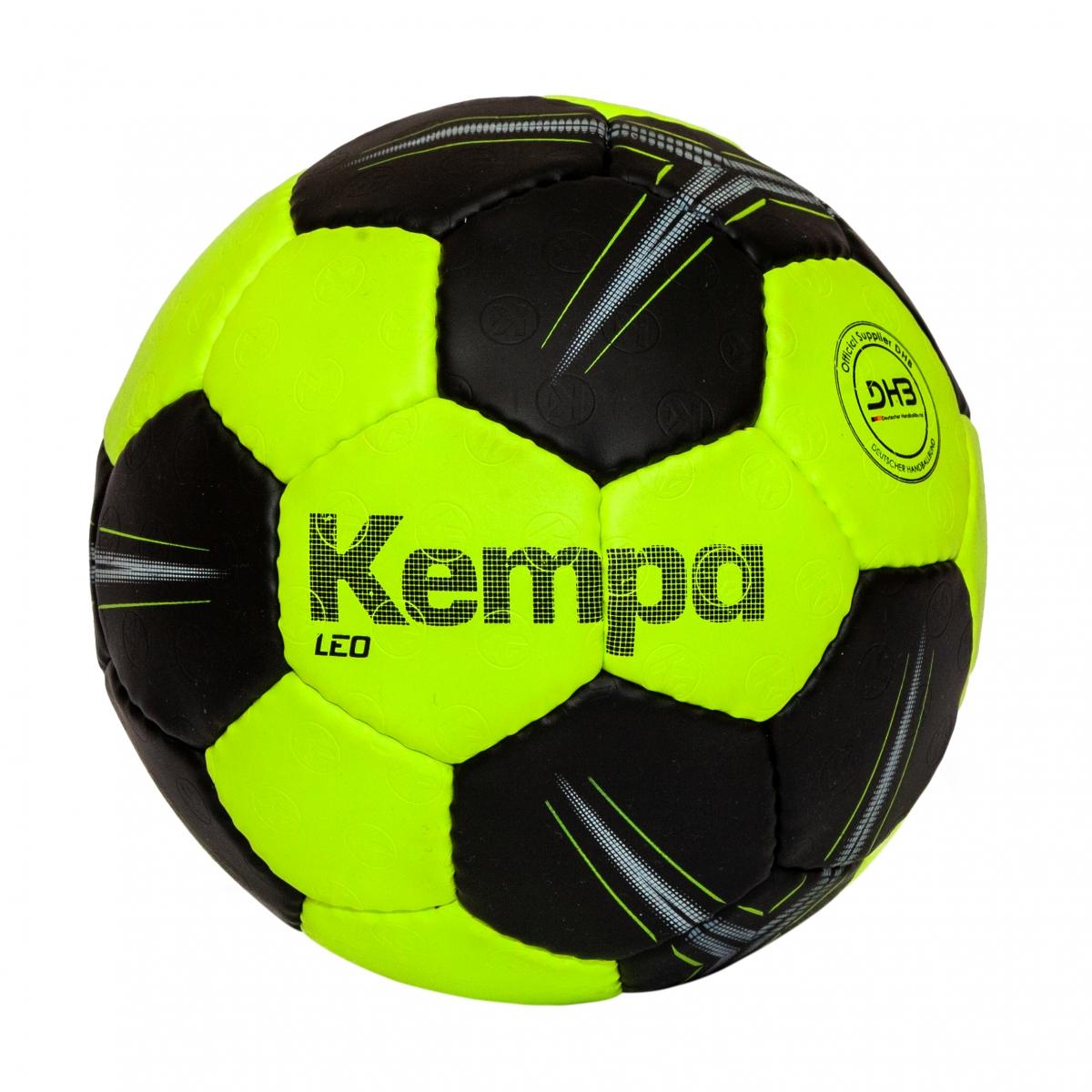 Minge kempa de handbal leo 2019 albastru vernil 0-3