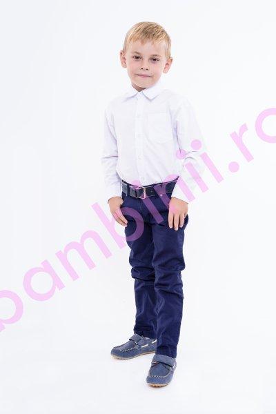 Pantaloni copii 8971 blu