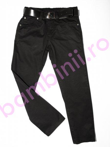 Pantaloni copii 8971 negru