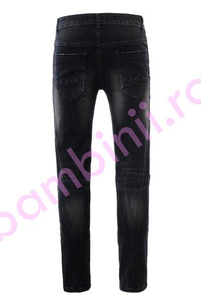 Pantaloni copii Glo-Story 3441 negru 134-164
