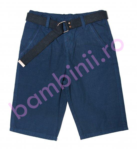 Pantaloni copii scurti 8974 blu
