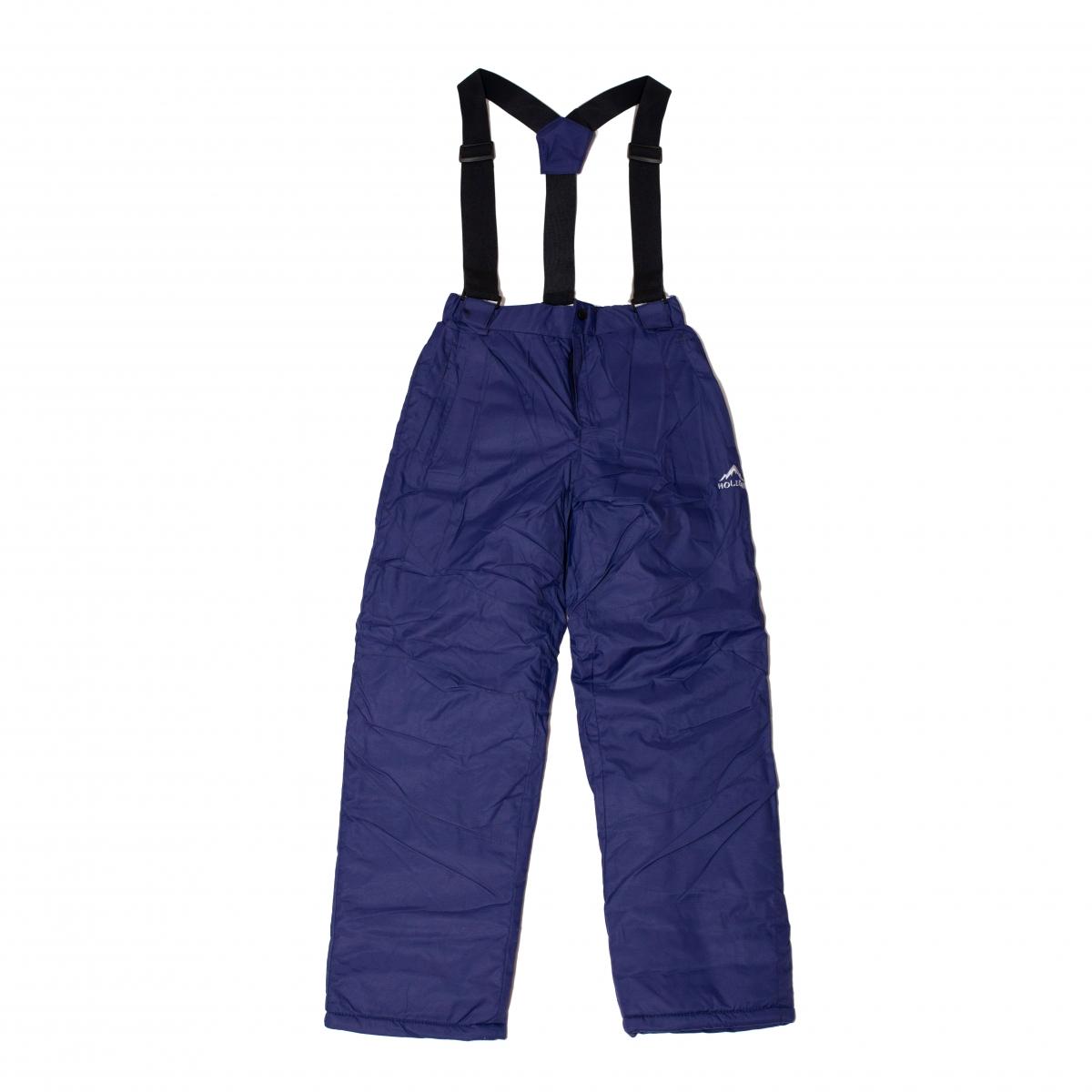 Pantaloni de sky copii din fas 1804 blu 104-164cm